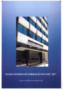 miniatura de Plano Interno de Formaçao do CSM – 2017 – aprovado
