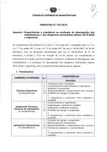 Miniatura Despacho n.º 3 Competências 2019-2020