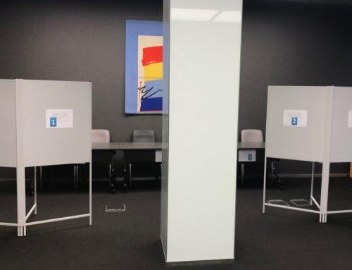 Eleição dos Vogais Juízes do CSM – Alteração da composição das mesas de assembleia de voto