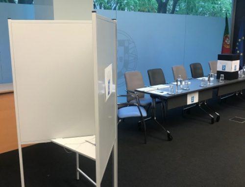Eleição dos Vogais Juízes do CSM  – Resultados Provisórios