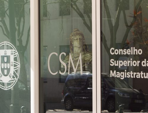 Cerimónia de Tomada de Posse do Vice-Presidente do CSM