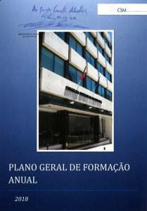 Miniatura de Plano Geral de Formação Anual - CSM - 2018 - aprovado