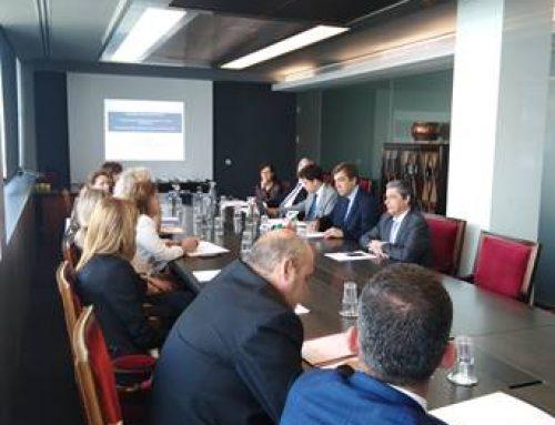 Visita de Delegação da República Bulgária