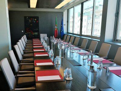 Sala do Plenário do CSM