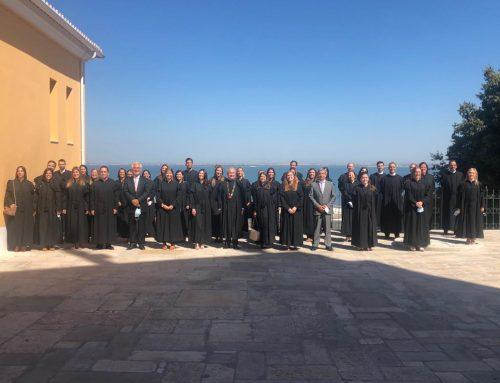 Cerimónia de tomada de posse de Juízes Estagiários como Juízes de Direito