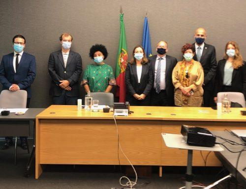 CSM reúne com Delegação do Programa El PAcCTO