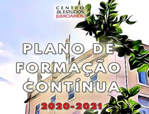 Formação contínua do CEJ 2020/2021 : Lista definitiva de admitidos (fase 2 ) e prazo de inscrição (fase 3)