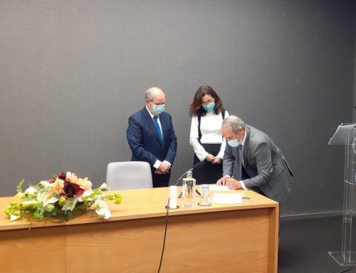 Novo Juiz Presidente da Comarca de Faro toma posse e promete cooperação