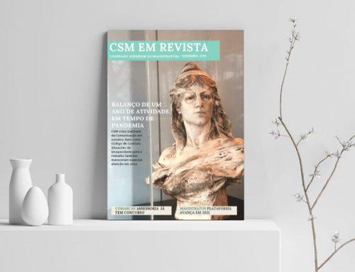 CSM em revista – balanço de um ano de atividade em tempo de pandemia – Ano 2020