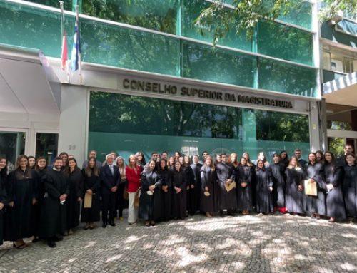 41 Juízes de Direito em regime de estágio tomaram posse